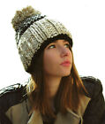 Starling  Anya knitted Bobble Hat 14009. Ski/Snowboard