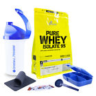 31,50 €/kg ++ Olimp Pure Whey Isolate 95 (Protein), 600g Beutel ++