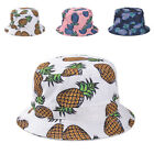 YH0006 Summer sun hat new pineapple hat Pink Navy white womens hat outdoor hat
