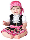 Infant Pink Pirate Baby Girls Halloween Costume