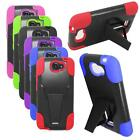 Phone Case For Alcatel OneTouch Fierce 2 Hybrid Rugged Cover with Kickstand
