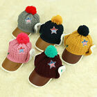winter 2-12 years old boy gir knitted hat  VI0002 children CUTE New warm ear hat