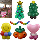 Sempertex Modelling Balloons Assorted Colour DIY Kit Decorator for Wedding Party