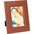 Royce Leather 4 x 6 Picture Frame 2 Colors Business Accessorie NEW