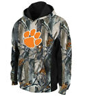 True Timber XD3 Camo Clemson Tigers Hoodie  PA1