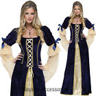 C923FW Maiden Faire Renaissance Medieval Deluxe Women Halloween Costume Outfit