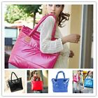 Women's Winter Cotton Space Bale Totes Large Shoulder Bag Handbag Bueaty -LA