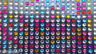 Self Adhesive Gems Craft Cards Scrapbook Embellishments Jewels MIXED