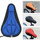 Soft 3D Pad Comfortable Cycling Mountain Bike Gel Seat Saddle Cover Soft Cushion