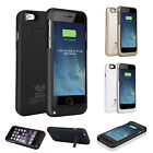 3200mAh External Battery Case Charger Charging Cover Backup For iPhone 6/6s 4.7""