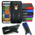Phone Case For Motorola Moto X (2nd Gen) Rugged Cover with Kickstand