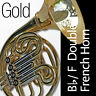 More images of  STERLING Bb / F Double FRENCH HORN •  Pro Quality • Brand New • With Case •