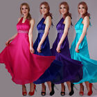 Donna Bella Formal Occasion Bridesmaid Cocktail Party Evening Prom Maxi Dress