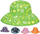 Baby Banz REVERSIBLE SUN HAT Baby/Infant/Kids Summer Head Sun Protection - BN