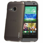 JUPPA® RUBBER TPU GEL CASE COVER FOR HTC ONE MINI 2 II 2014 WITH SCREEN GUARD