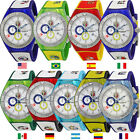 Technomarine Cruise Country Tribute By Britto Unisex Watch 114023