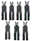 Women's Mossi Synergy Snowmobile Bibs Snow Pants Winter Weatherproof Waterproof