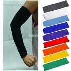 Basketball Outdoor Sport Stretch Arm Sleeves Muscles Elbow Wrist Brace Support
