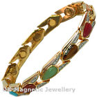 GEMSTONES MAGNETIC BRACELETS ARTHRITIS PAIN THERAPY (#BRAS-5-MJ)