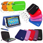 Hard Shell & Soft Case Cover Pouch Range For Kids Vtech Innotab Max Tablet