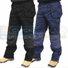 Click Premium Heavyweight Work Trouser Pants Duratex Knee Pad & Holster Pockets