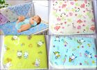 Baby Infant Kids Waterproof Padded Urine Mats Durable Cotton Cover Changing Pad