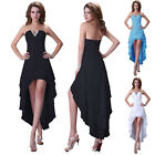 ~~CRAZY DISCOUNT~~Formal Women Prom Dresses Evening Party Bridesmaid Short Dress