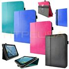 Kozmicc Adjustable Folio Flip Stand Case Cover For HP Stream 7 Inch Tablet
