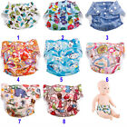 New Adjustable Infant Baby Diaper Nappies Waterproof  Reusable Washable TPU