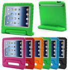 Kids Childs Childrens Shockproof Foam Handle Stand Case Cover for iPad Air