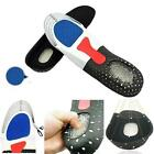 Gel Insole Orthotic Sport Insert Shoe Pad Arch Support Heel Cushion Running JMHG