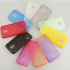 New 0.3mm Ultra Thin Slim Crystal Clear PP Hard Case for Samsung Galaxy S5 Mini