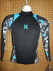 $120 MSRP NWT MENS HURLEY ICON WET SUIT TOP REVERSIBLE SIZE XS SLIGHT IMPERFECT