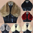 New Ladies Faux  Fur Scarf Collar Neck Warmer Winter Bow Tie Luxury Hot