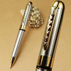 New arrival 250 SILVER AND GOLD TWIST BALLPOINT PEN NEW BUSINESS PEN