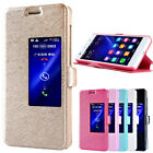 For Huawei Honor 6 case Flip Stand Magnetic Leather Case Cover Skin