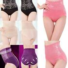 HOT! Sexy Lace Women High Waist Panty Briefs Knickers Bikini Lingerie Underwear