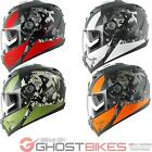 Shark S700S Trax Motorcycle Full Face Road Helmet Motorbike Touring Crash Vented