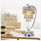 Modern Crystal Table Lamp Bedroom lights Bedside lamp Creative table lamp 5019