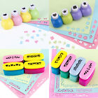 4 DESIGN MINI PAPER PUNCHES HOLE CUTTERS ART CRAFT SCRAPBOOK CARD Choose Pattern