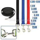 1.5/3/4.5/6/9/12/15/30.5 Meters Long Dog and Horse Training Lunge Webbing Lead