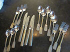 "POTTERY BARN STAINLESS STEEL 18 8 FLATWARE ""Dine"" Sold Individually"