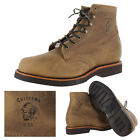 Chippewa Rodeo Men's Vibram Boots Work Factory Second