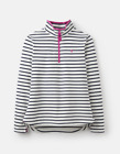 Joules Fairdale Ladies Sweatshirt   Colour Cream Stripe