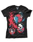 Akumu Ink Underground Circus Womens T Shirt Black Tee Goth Tattoo