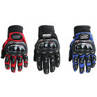 New 3D Breathable Pro-Biker Bike Motorcycle Motorbike Racing Gloves Full L/XL