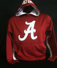 University of Alabama Youth Red and White Hoodie