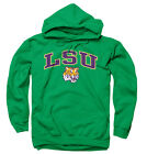 LSU Tigers New Agenda Irish Green Hoodie Hooded Sweatshirt (15)