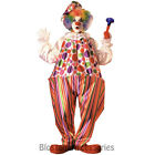 CL269 Harpo Hoop Clown Circus Carnival Birthday Halloween Fancy Party Costume