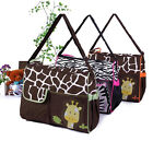 3Pcs/Set Multifunction Baby Changing Diaper Nappy Bag Mummy Handbag Shoulder Bag